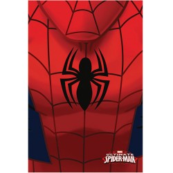 MANTA POLAR SPIDERMAN 120*140 CMS - SP4429