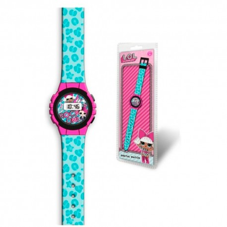 RELOJ DIGITAL LOL SURPRISE-LOL0108