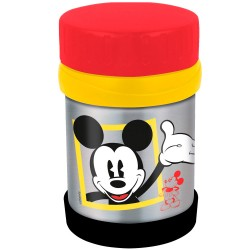 RECIPIENTE ISOTERMICO MICKEY ACERO INOXIDABLE 430 ML-DS4941