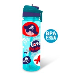 BOTELLA TRITAN 700 ML.PIRATAS- NI0135