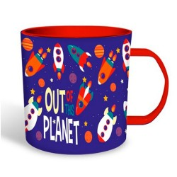 TAZA MICRO PLANET 340ML-NI0127