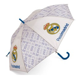PARAGUAS REAL MADRID 58 CMS AUTOMATICO-RM5344
