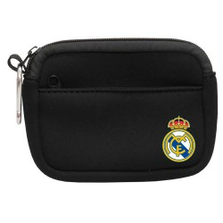 MONEDERO NEOPRENO REAL MADRID 11*8 CMS - RM5352