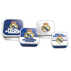 SET SANDWICHERA 4 EN 1 R. MADRID - LB11RM