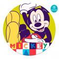 TOALLA MICKEY REDONDA 150 CMS - 20998