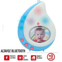 ALTAVOZ BEBE CON BLUETOOTH-JU6558A