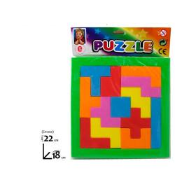 PUZZLES FORMAS GOMA - 2603