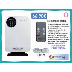 APARATO OZONO PLUS 3180