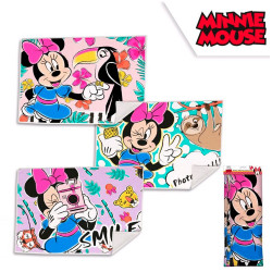 TOALLA MANOS MINNIE 40*30 CMS (PACK 3 UNIDADES) -21039