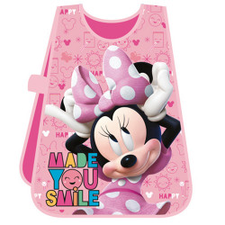 DELANTAL MINNIE PVC TALLA UNICA 3-5 AÑOS - 13352