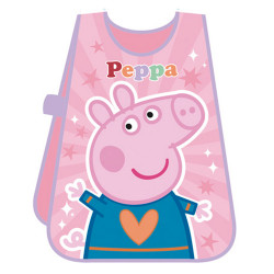 DELANTAL PVC BRILLO PEPPA - 13353