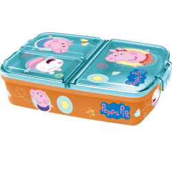 SANWICHERA MULTIPLES PEPPA PIG - 13920