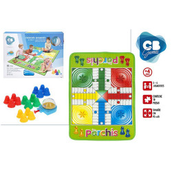JUEGO PARCHIS GIGANTE 92*65 CMS - 43760