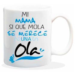 "TAZA CERAMICA ""MI MAMA ..."" - HL103"