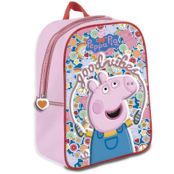 MOCHILA PEPPA PIG 3D GOOD 30 CMS - 404110