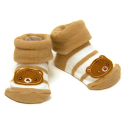 CALCETINES FISHER-PRICE OSITO T. 0-6 - 10067