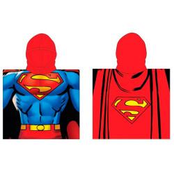 PONCHO PLAYA SUPERMAN 110*55 CMS - 189