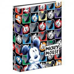 CARPETA MICKEY A4 4 ANILLAS - 55390