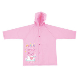 IMPERMEABLE PEPPA PIG T. 2/6 UMV. 6- 13851