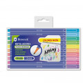 ROTULADORES PUNTA NEON 10 COLORES LETTERING-328390