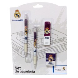 REAL MADRID. SET PAPELERIA - GS73RM