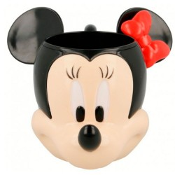 TAZA MINNIE MOUSE 3D -DS4787