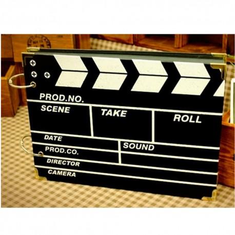 """ALBUM DE FOTOS SCRAP """"RETRO FILM""""-OG0143"""